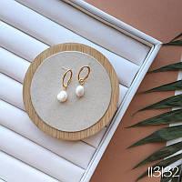Сережки plumeria, фото 1