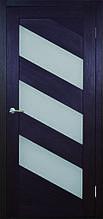 Межкомнатная дверь STDM Alegra AG-1 (застекленная)
