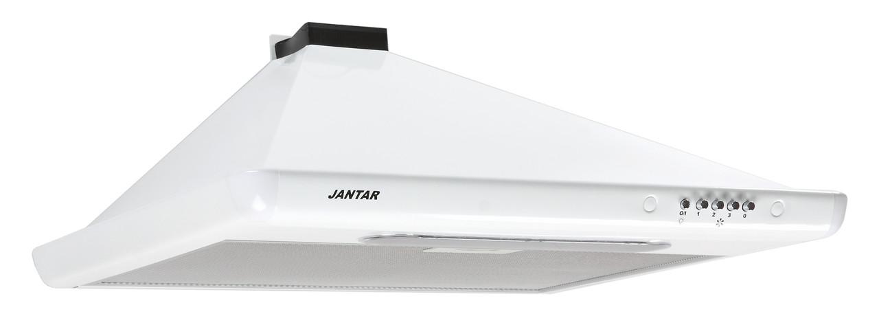 Витяжка кухонна купольна JANTAR Passat 50 WH (біла)