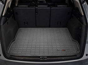 Ковры резиновые WeatherTech Audi Q5 2009-2017 в багажник черный