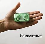 Беспроводные наушники блютуз гарнитура Bluetooth наушники 5.0 Wi-pods XG-21. Зеленые, фото 2