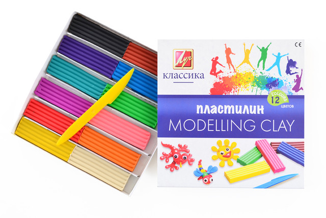 Пластилін Луч (Росія)
