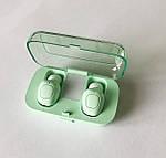 Беспроводные наушники блютуз гарнитура Bluetooth наушники 5.0 Wi-pods XG-21. Зеленые, фото 9