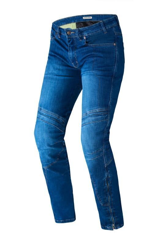 Мотоштаны джинсовые Rebelhorn RAGE Blue