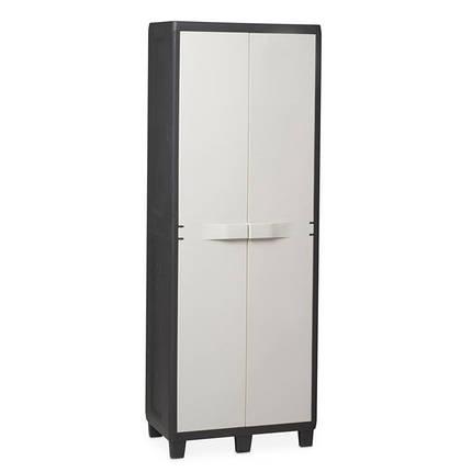 Шкаф пластиковый 2-х дверный Factory S Toomax, фото 2