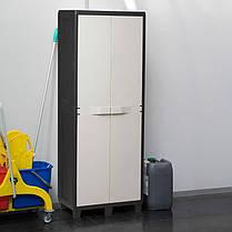 Шкаф пластиковый 2-х дверный Factory S Toomax, фото 3