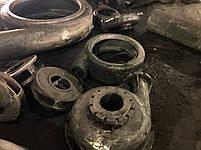 Многотонные отливки металла, изготовление деталей, фото 5