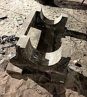 Многотонные отливки металла, изготовление деталей, фото 6