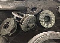 Многотонные отливки металла, изготовление деталей, фото 8