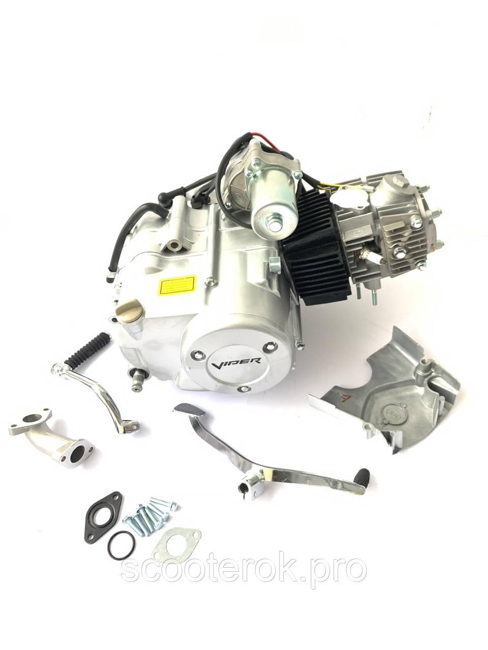 Двигатель Вайпер , Active JH-110 полуавтомат ,Китай.