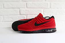 """Кроссовки Nike Air Max 2017 """"Красные"""", фото 2"""