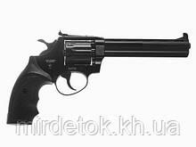 Револьвер под патрон Флобера РФ-461М с пластиковой рукояткой