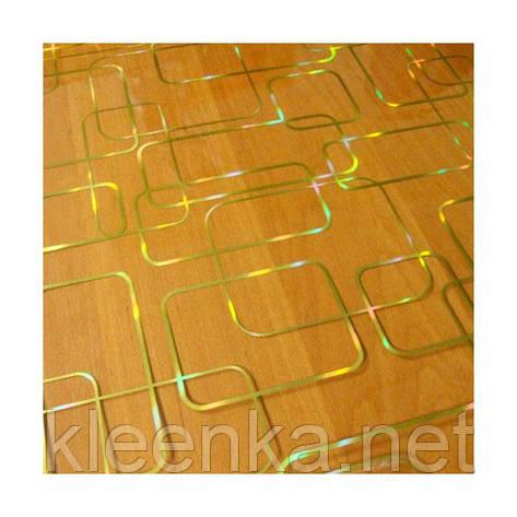 Мягкое стекло на стол с лазерным рисунком, фото 2