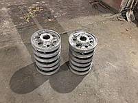 Литье рабочих колес, зубчатые колеса, диски, фото 3