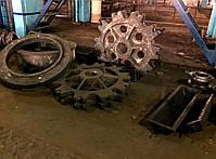 Литье рабочих колес, зубчатые колеса, диски, фото 7