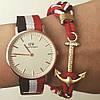 Часы Daniel Wellington (Даниель Велингтон) classic canterbury lady в серебре - Фото