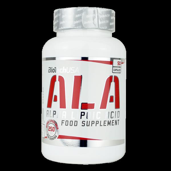 Biotech Alpha Lipoic Acid 50 caps