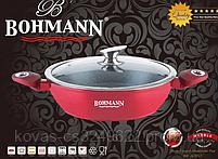 Сотейник Bohmann красного цвета - 3,8л\28см, фото 2