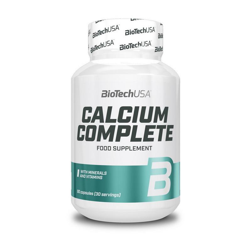 Biotech Calcium Complete 90 caps