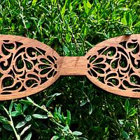 Деревянная бабочка 11х4 см ручная работа №2, Украина