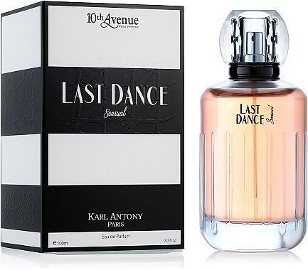 Женская парфюмерная вода 10th Last Dance Sensual 100 мл Karl Antony