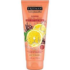"Глиняная маска для лица ""Сладкий чай и лимон"" Freeman Feeling Beautiful Clay Mask"