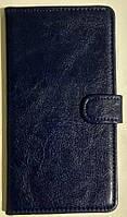 "Чохол книжка ""Book Cover"" для Bravis Fire Blue"