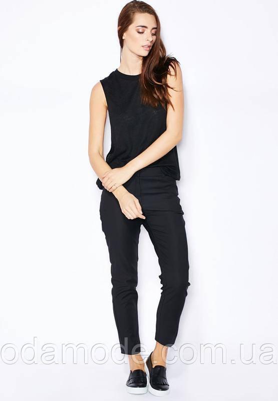 Блуза женская mango черная
