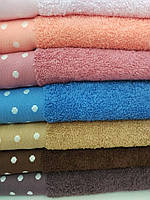 Полотенце махровое/рушник великий/банний у 7-и кольорах на вибір.