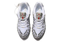 "Кроссовки Nike Air Max Shox ""Белые"", фото 2"