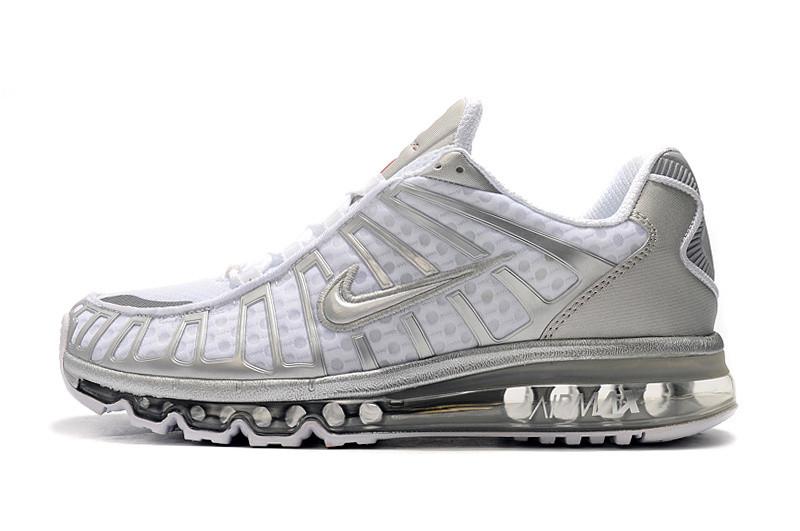"Кроссовки Nike Air Max Shox ""Белые"""