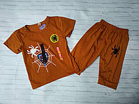 """Детский спортивный костюм для мальчика """"Человек паук"""" 2-4 года, цвет уточняйте при заказе"""