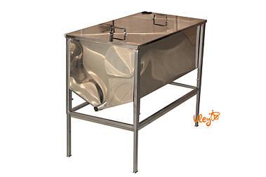 Стол - воскотопка, с крышкой - 1 метр, толщина 0,8 мм