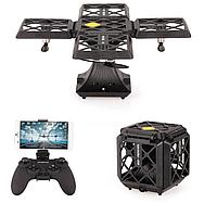 Квадрокоптер KNIGHT CUBE с камерой WIFI дрон коптер