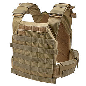 Плитоноска Plate Carrier Perun 2-20 Coyote