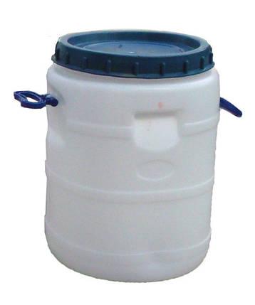 Бидон пластиковый 30 л пищевой, фото 2