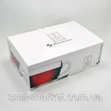 Стеклянный чайный сервиз Pasabahce Basic 215 мл, фото 2