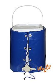Декристаллизатор с Баком Кубтейнером для фасовки меда 20 л (отстойником для меда) — Турция