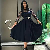 Шикарное женское платье с ремешком Bodyform, фото 1