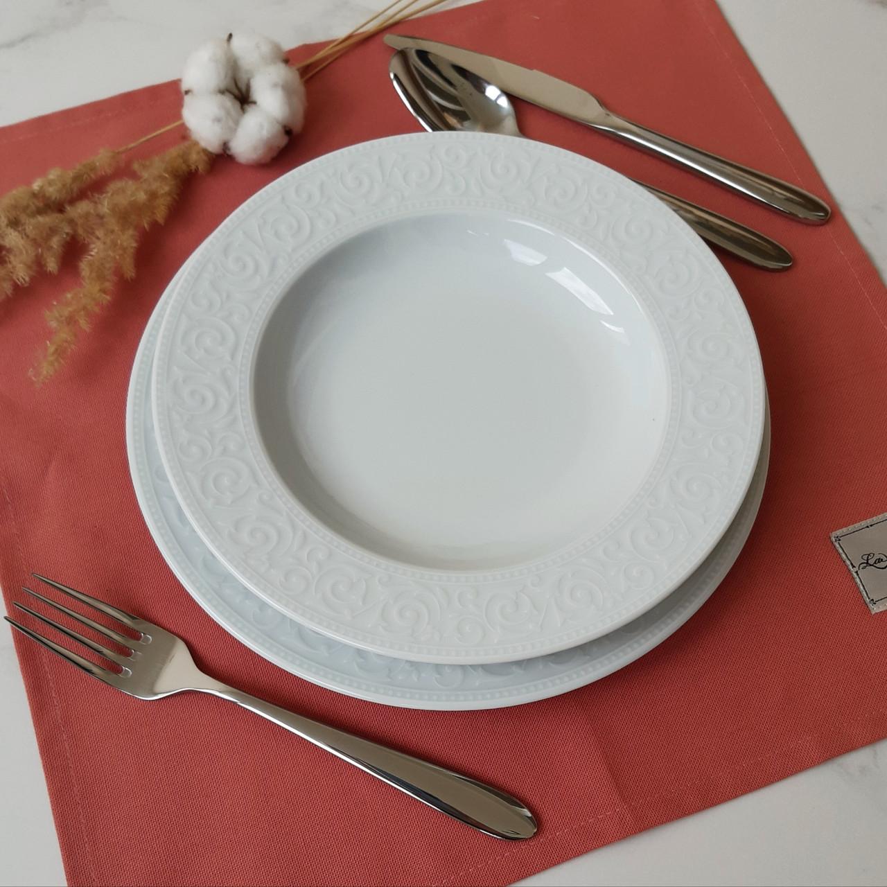 Тарелка глубокая суповая Kutahya Acelya 22 см