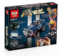 "Конструктор Lepin 20011, ""Джип 4x4"", аналог Lego 41999."