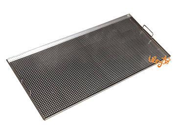 Корзина для забруса (FB плоская корзина) — 1 метр, нержавеющая сталь