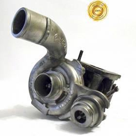 Турбина Renault Trafic, Opel Vivaro 1.9, 2001-2006, 738123-5004S (Восстановленная)