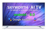 Телевизор Skyworth 43E6 AI КОД: 43E6