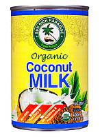 Кокосовое молоко Жестяная Банка без сахара Sun Rich Paradise 400 мл