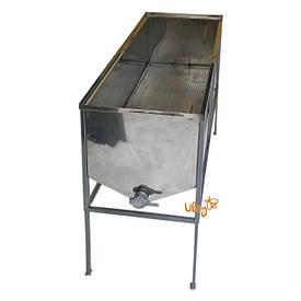Стол для распечатывания сот (FB плоская корзина) — 1,5 метра (1643)