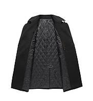 Мужское теплое пальто. Модель 61787, фото 5