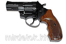 Револьвер под патрон Флобера Stalker 2.5 wood силумин