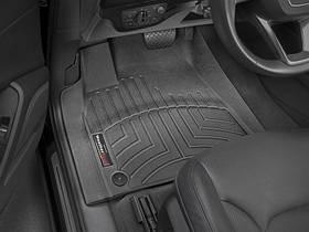 Ковры резиновые WeatherTech Bentley Bentayga 2016+ передние черные