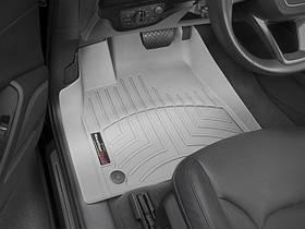 Ковры резиновые WeatherTech Bentley Bentayga 2016+ передние серые
